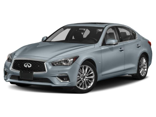 2018 INFINITI Q50 3.0t LUXE 3.0t LUXE RWD Twin Turbo Premium Unleaded V-6 3.0 L/183 [8]