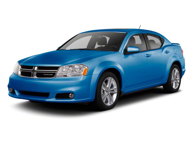 2013 Dodge Avenger AUTO | SEDAN | CLEARANCE SPECIAL 4dr Sdn Gas I4 2.4L/144 [9]
