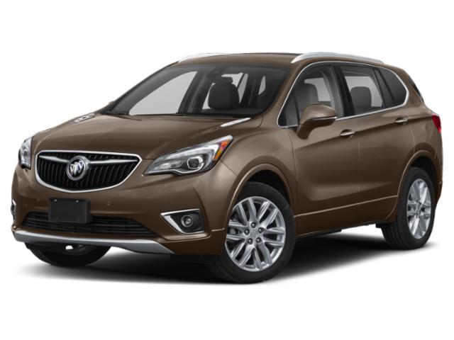 2019 Buick Envision Premium II AWD 4dr Premium II Turbocharged Gas I4 2.0L/121.9 [3]