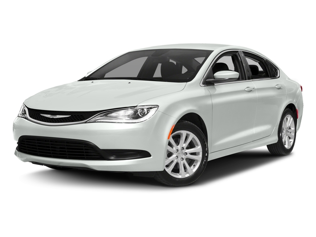 2016 Chrysler 200 LX 4dr Sdn LX FWD Flexible I-4 2.4 L/144 [8]