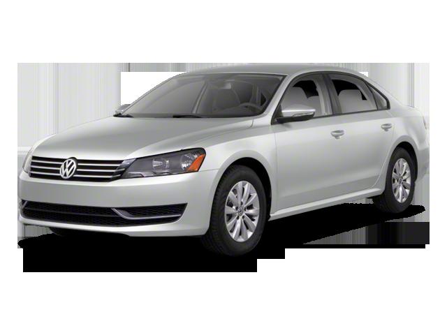 Pre-Owned 2012 Volkswagen Passat SE