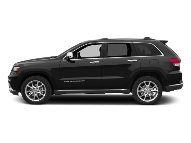 New 2015 Jeep Grand Cherokee Summit