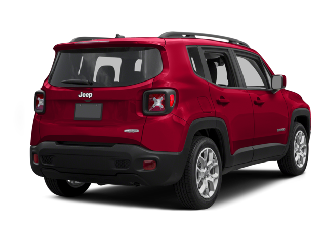 New 2015 Jeep Renegade Limited
