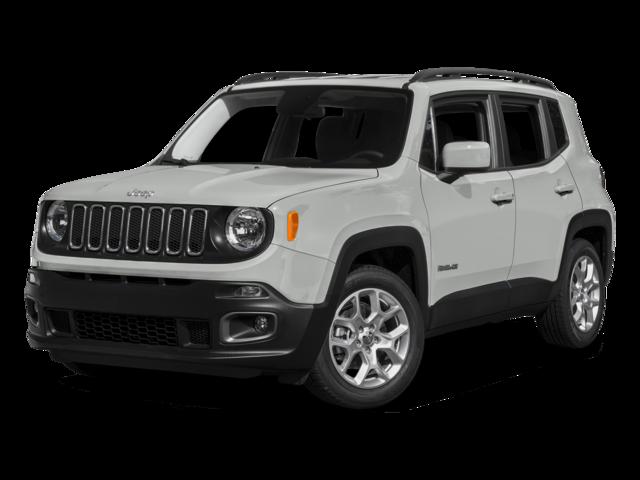 New 2015 Jeep Renegade Latitude