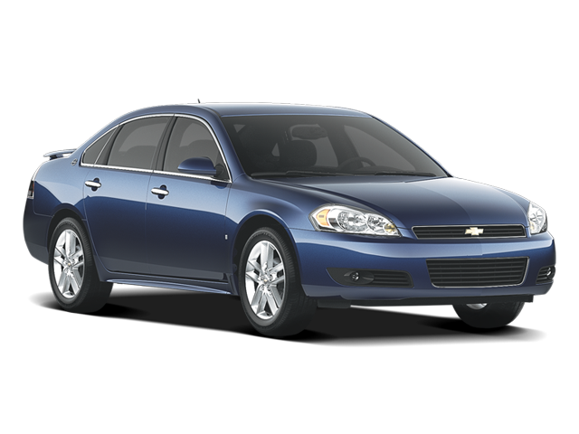 Pre-Owned 2009 CHEVROLET IMPALA LTZ Sedan