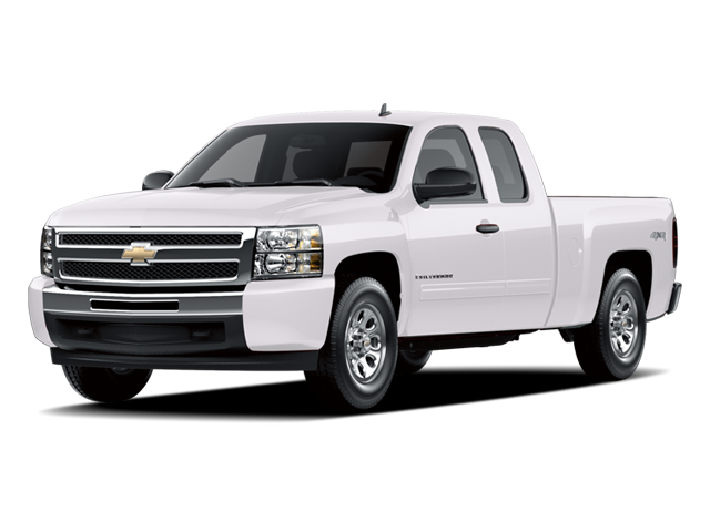 Pre-Owned 2009 CHEVROLET SILVERADO WORK TRUCK