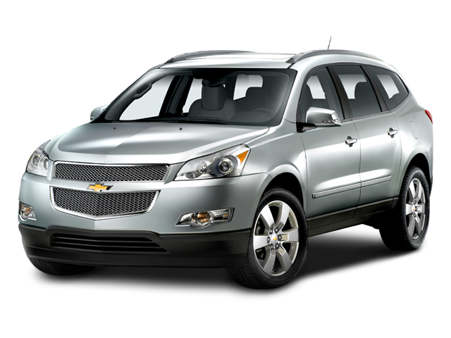 Pre-Owned 2009 CHEVROLET TRAVERSE LTZ Sport