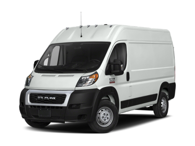 2020 RAM ProMaster High Roof Cargo Van