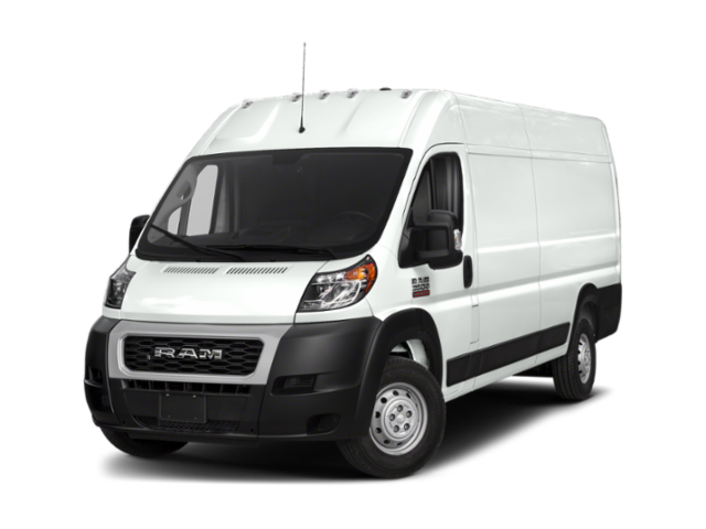 2020 RAM ProMaster High Roof Extended Cargo Van
