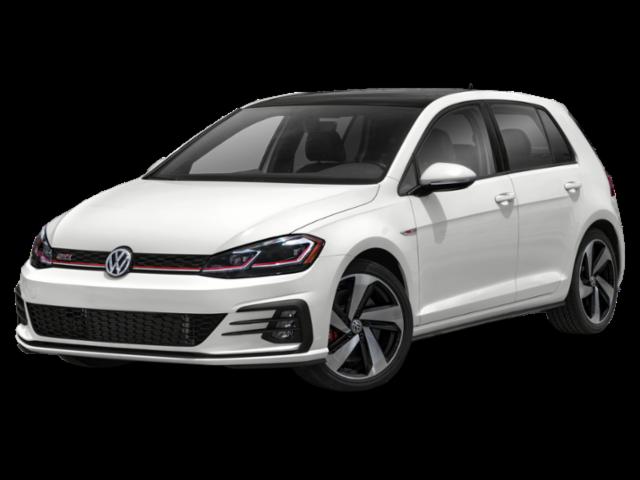 2021 Volkswagen Golf GTI 2.0T SE 4D Hatchback