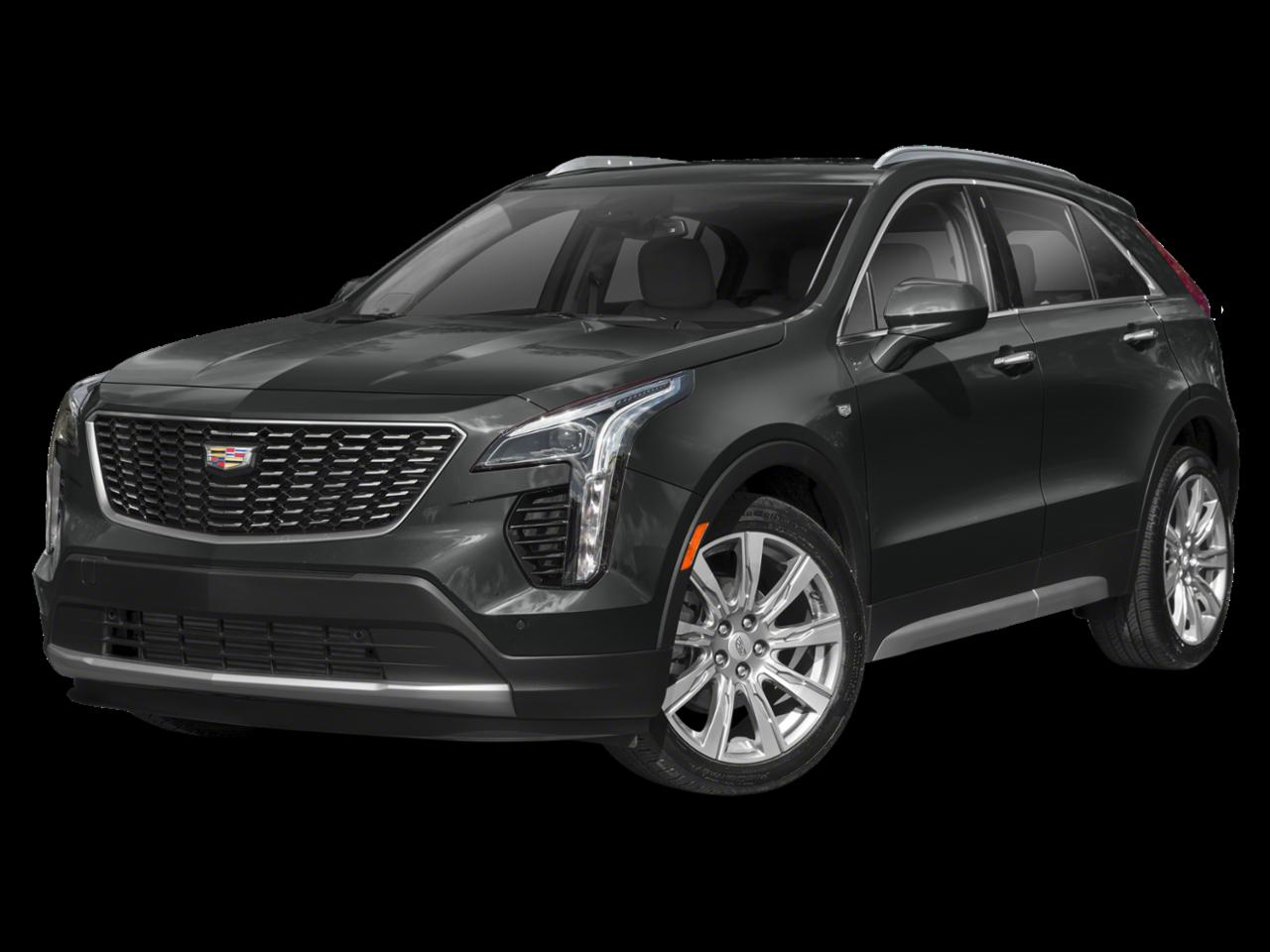 New 2020 Cadillac XT4 FWD Luxury