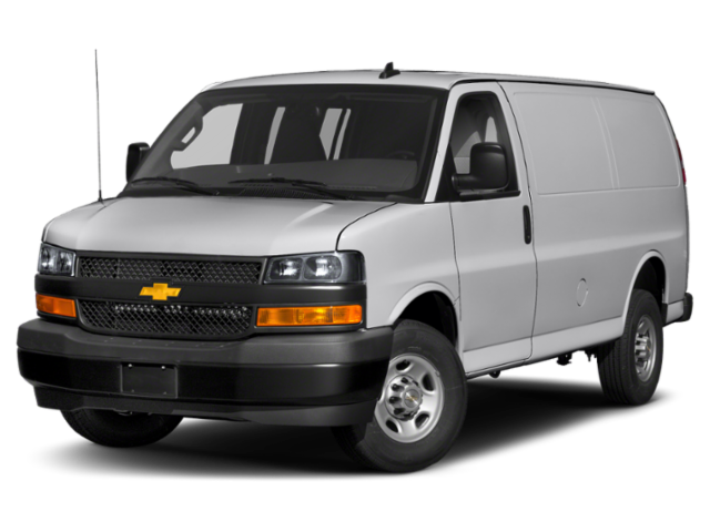 New 2020 Chevrolet Express Cargo Van
