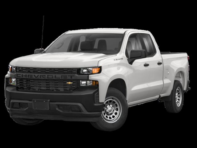New 2020 Chevrolet Silverado 1500 Custom 4WD