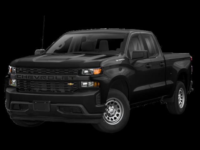 New 2020 Chevrolet Silverado 1500 LT 4WD