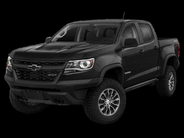 New 2020 Chevrolet Colorado