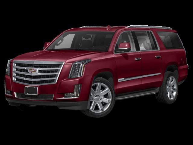 New 2020 Cadillac Escalade ESV Luxury