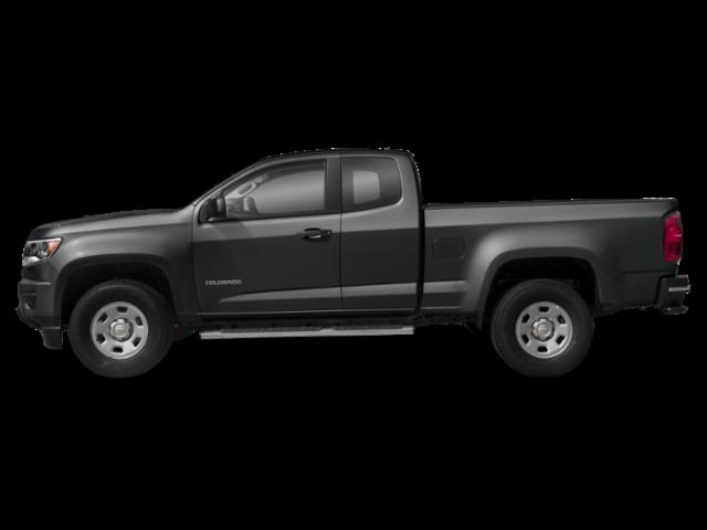 New 2020 Chevrolet Colorado Work Truck