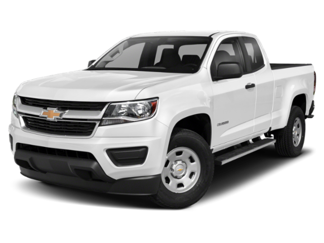 New 2020 Chevrolet Colorado 4WD Crew Cab 128 Z71
