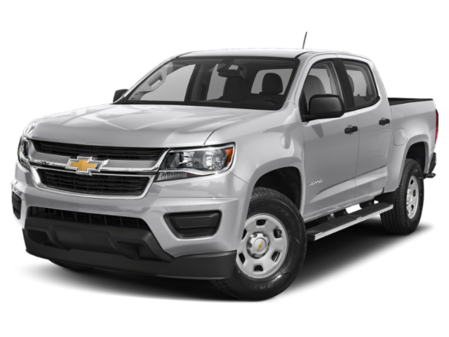 New 2020 Chevrolet Colorado 4WD Crew Cab 141 Work Truck