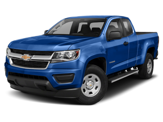New 2020 Chevrolet Colorado LT RWD 4D Extended Cab