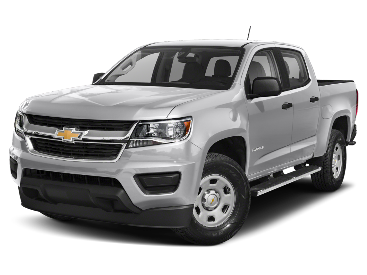 New 2020 Chevrolet Colorado 4WD Z71