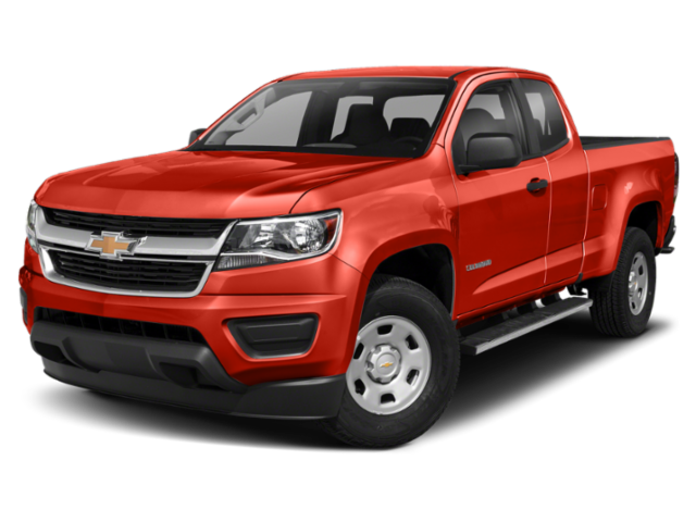 New 2020 Chevrolet Colorado 4WD Crew Cab 128 Work Truck