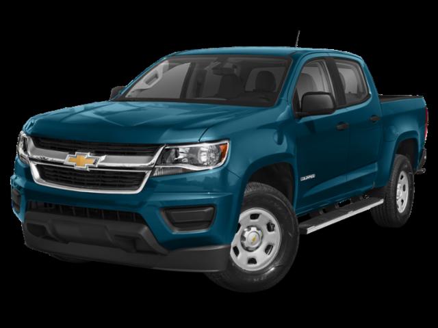 New 2020 Chevrolet Colorado 4WD Crew Cab 128 Z71