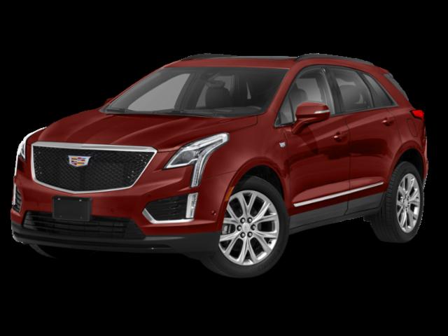 New 2020 Cadillac XT5 Sport