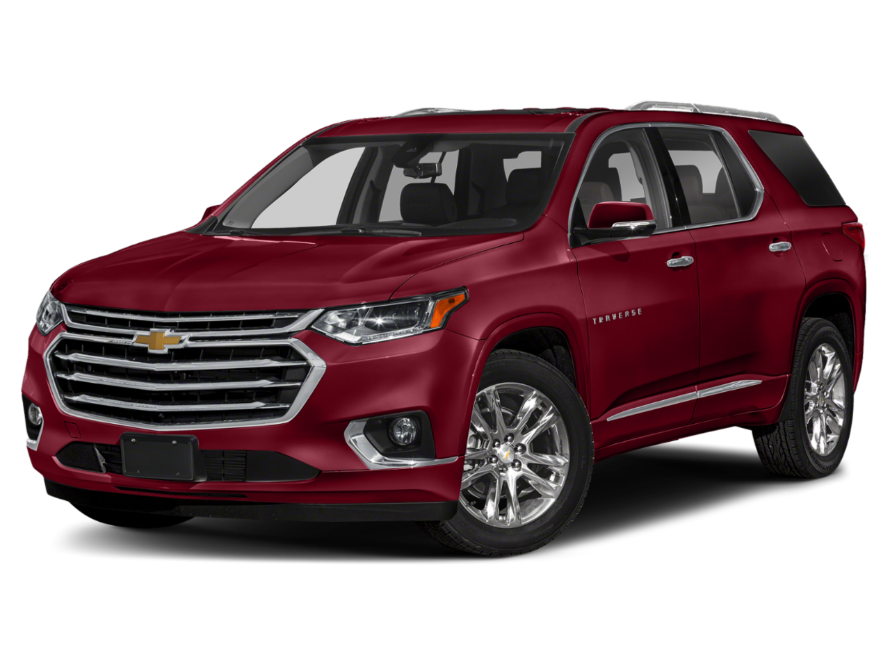 2020 Chevrolet Traverse High Country With Navigation