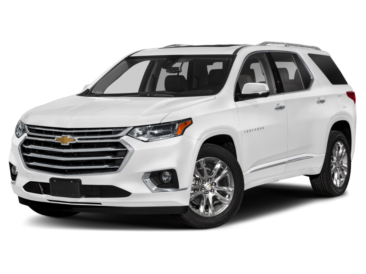 2020 Chevrolet Traverse Premier With Navigation & AWD