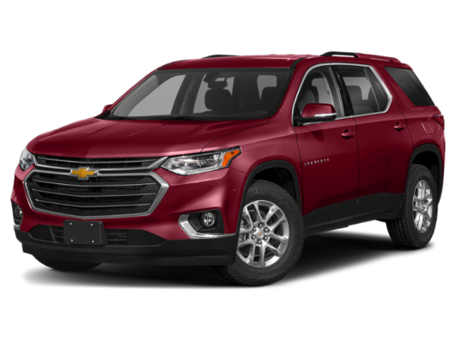 New 2020 Chevrolet Traverse 1LT