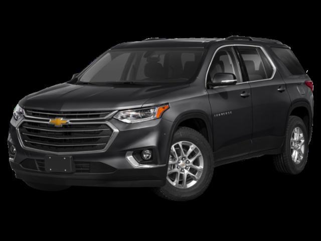 New 2020 Chevrolet Traverse LT