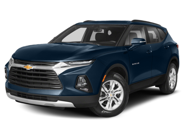 New 2020 Chevrolet Blazer AWD 4dr RS