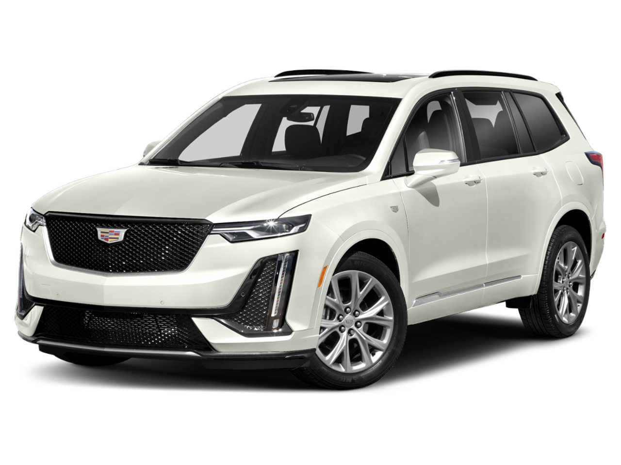 New 2020 Cadillac XT6 FWD Premium Luxury