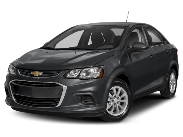 New 2020 Chevrolet Sonic 4dr Sdn LT FWD 4dr Car