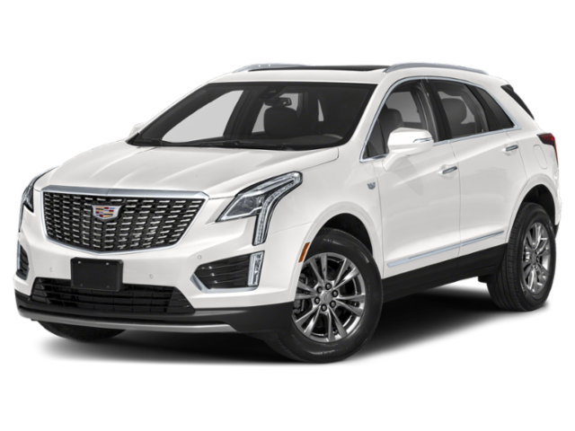New 2020 Cadillac XT5 Luxury