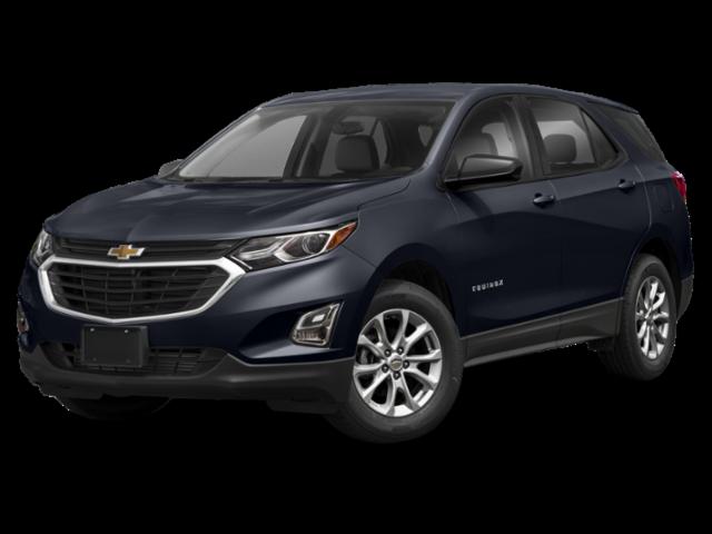 New 2020 Chevrolet Equinox LS FWD 4D Sport Utility