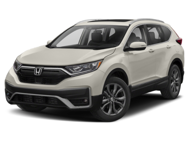 New 2021 Honda CR-V Sport