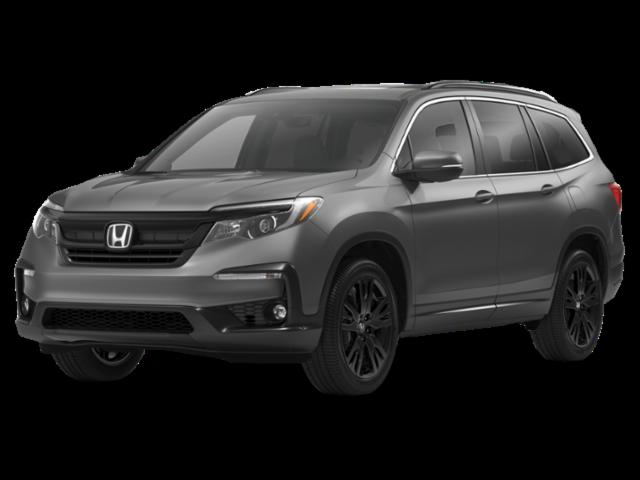 2021 Honda Pilot Special Edition Sport Utility