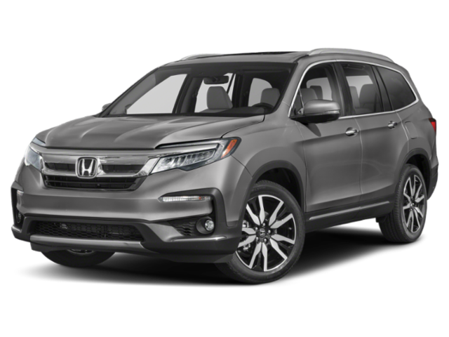 New 2021 Honda Pilot Touring FWD 4D Sport Utility 9-Speed Automatic
