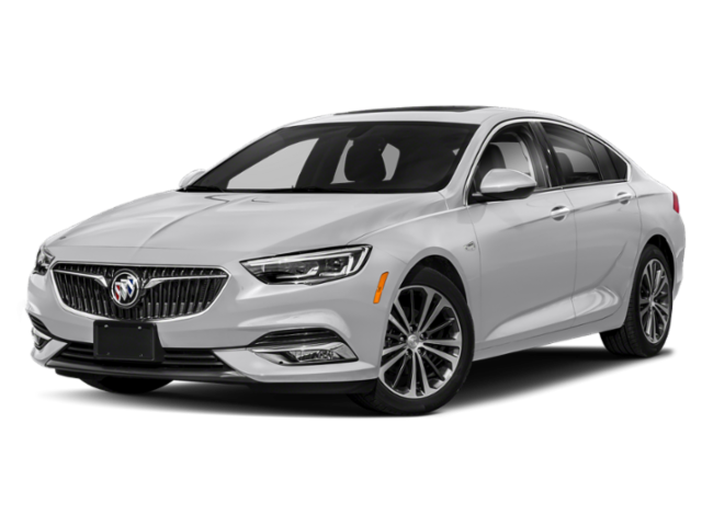New 2020 Buick Regal Sportback Preferred