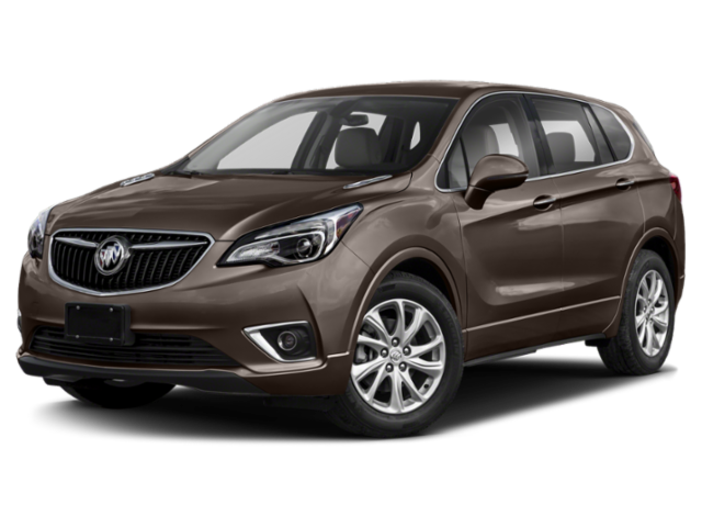 New 2020 Buick Envision FWD 4dr Preferred