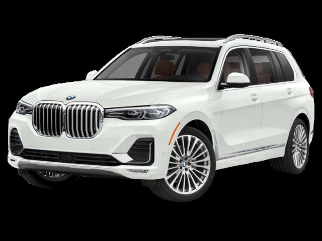 New 2020 BMW X7 M50i