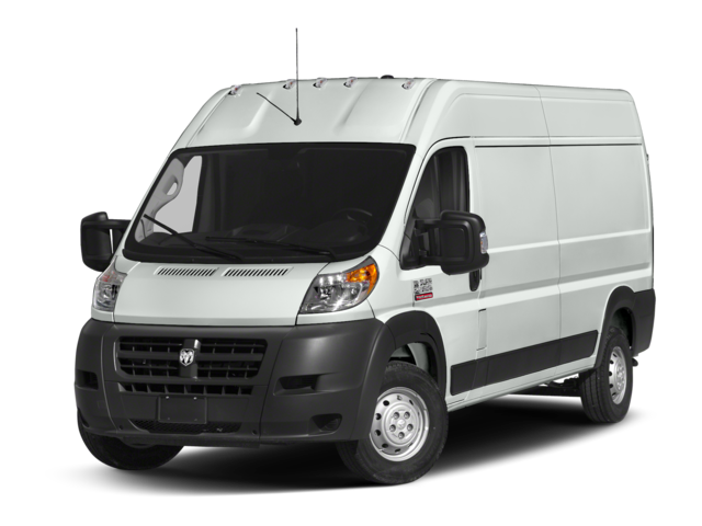 2018 RAM ProMaster 2500 High Roof Tradesman 159-in. WB Cargo Van