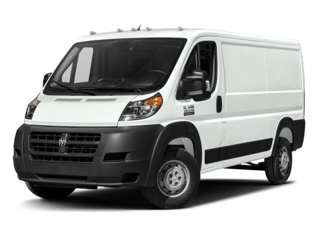 2018 RAM ProMaster 1500 Low Roof Tradesman 136-in. WB Cargo Van