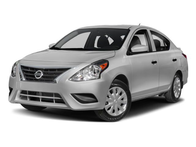 2018 NISSAN VERSA 1.6 S PLUS 4dr Car