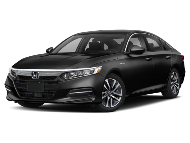 2020 Honda Accord Hybrid 4D Sedan