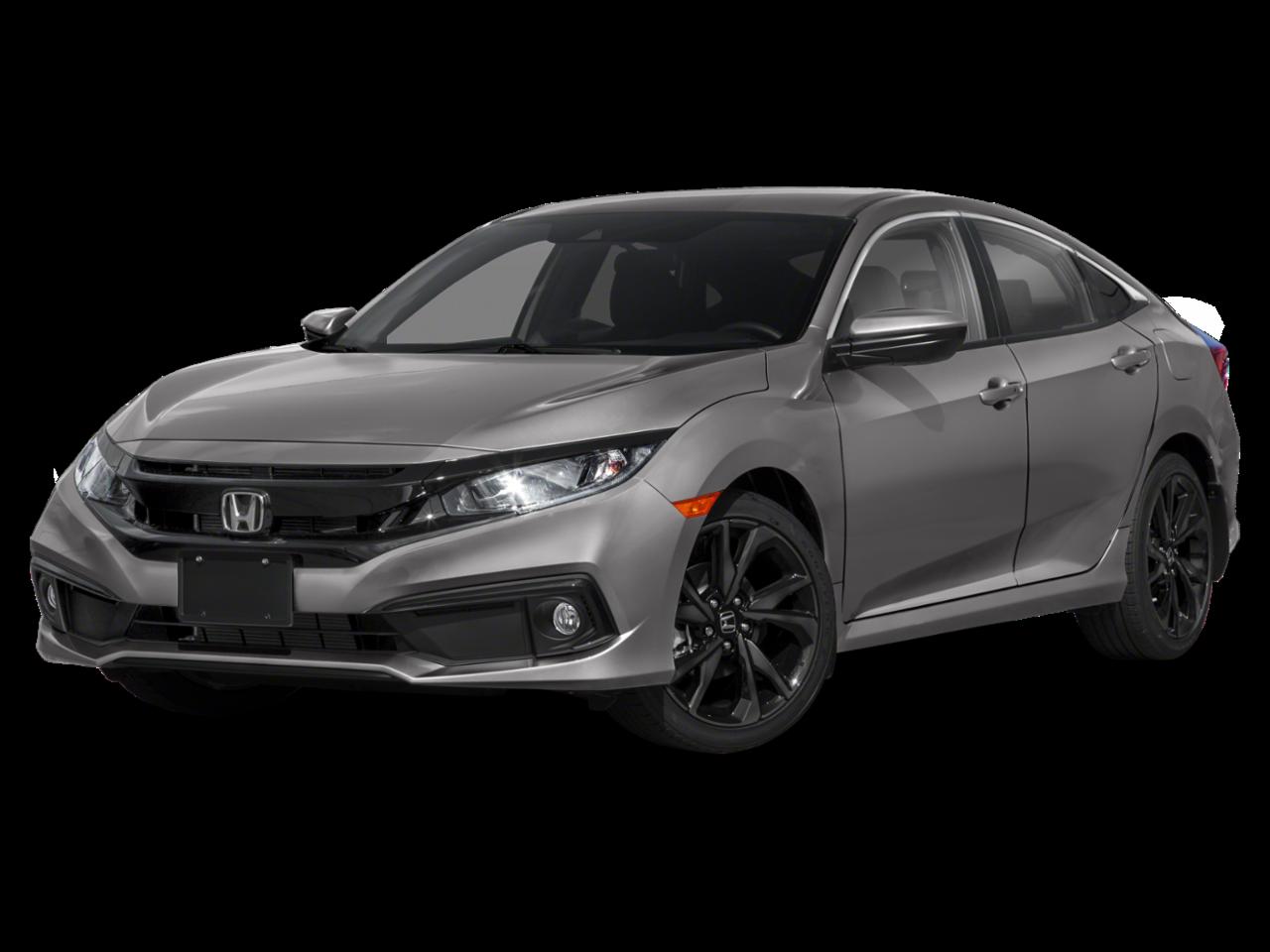2020 Honda Civic Sedan Sport Sedan