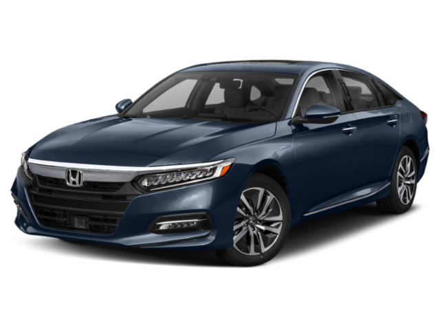 2020 Honda Accord Hybrid EX-L 4D Sedan