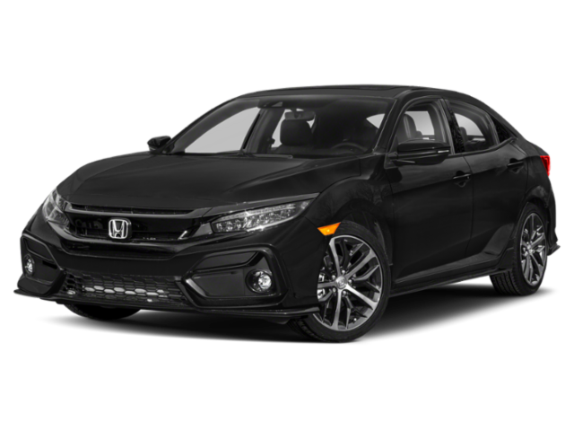 2020 Honda Civic Hatchback Sport Touring CVT Hatchback